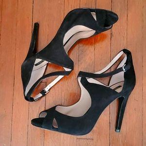 "Zara Woman Strappy 4"" Heels"